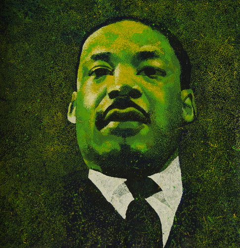 Martin Luther King, Jr. Portrait | by ctankcycles