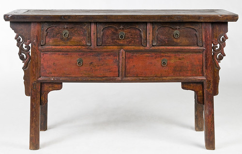 Li1018ychinese Antique Buffet Table Antique Chinese