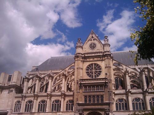 Église Saint-Eustache de Paris