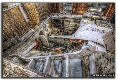 6ª-CA-3 R.I.P :: HDR | by servalpe
