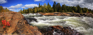 Bells Falls Panoramic | by Harold Stiver