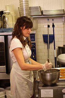 erin baking | by David Lebovitz