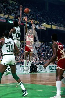 James Silas Shoots 1981 | by Cavs History