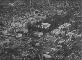 Sacramento Aerial View, 1954 | by leiris202