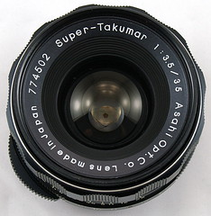 Super-Takumar 35 f3.5 model I