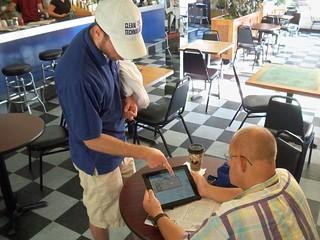 Blue Moose Cafe Brunch