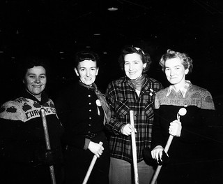 Curling Women's Champs | by Galt Museum & Archives on The Commons