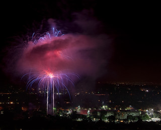 Rose Bowl Smoke and Fireworks Spectacular | by magnetic lobster