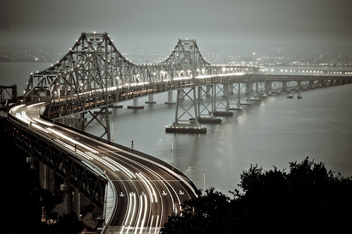 Bay Bridge | by StefanB