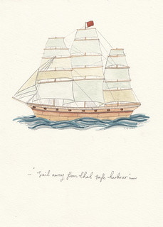 Sail Away | by Lizzy Stewart