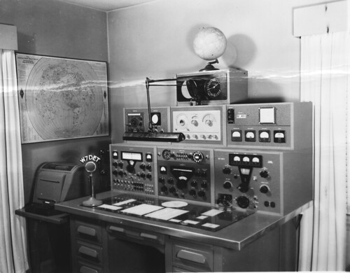 Amateur radio equipment, 1957 | by Seattle Municipal Archives