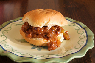 sloppy joe | by Madison Bistro