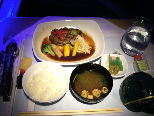Airplane food | by Blue Lotus