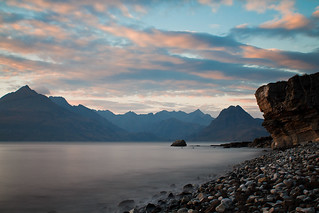 Sunset at Elgol | by Jennifer Holden