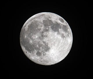 Full Moon 11/20/2010 | by Brian E Kushner