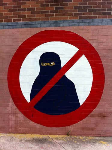 Ban the Burqa | by BeauGiles