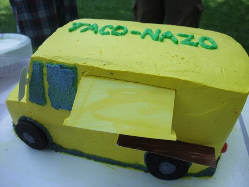 Cakke from Taco Nazo | by swampkitty