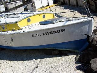 Boat In Gilligan S Island