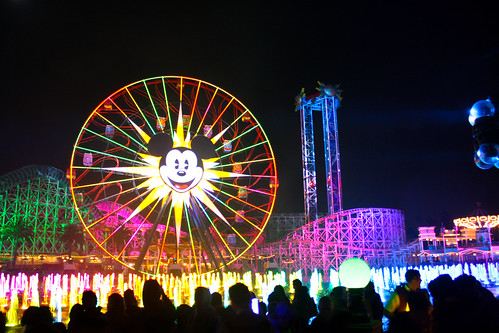 WORLD OF COLOR *Spaz* | by dollybeast