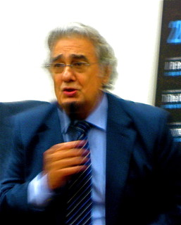 Placido singing his 134th role | by jayweston@sbcglobal.net