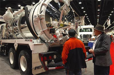 Pumper and Cleaner Expo - 2010 | by WWETT Show