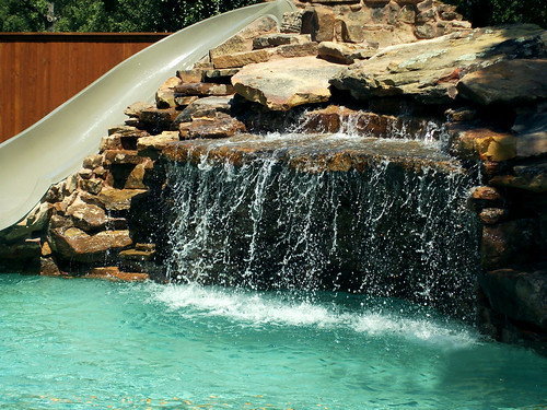 Landscape Boulders Dallas Tx : Swimming pool designer dallas texas by one specialty outdoor living