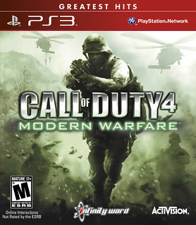 Call of Duty 4: Modern Warfare Greatest Hits for PS3 | by PlayStation.Blog