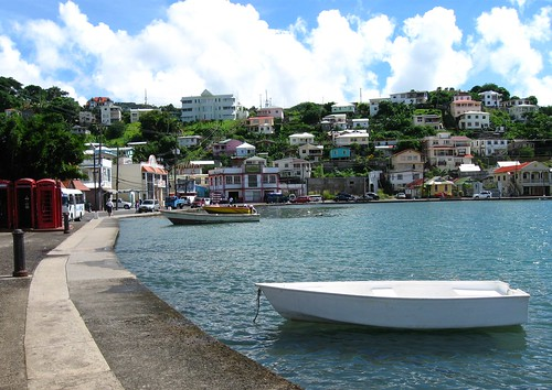 St. George's, Grenada, West Indies | by HappyTellus