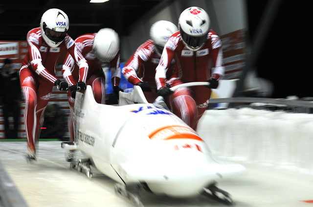 Team Canada Bobsleigh