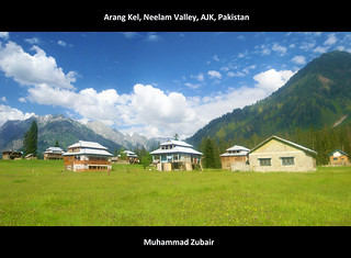Neelam Valley ..... Arang Kel | by z u b a i r