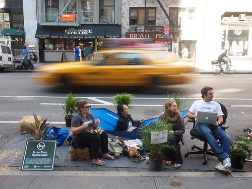 Park(ing) day NYC | by sd
