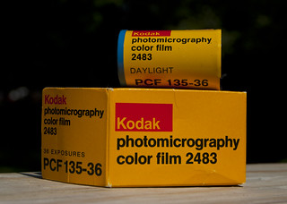 Kodak Photomicography Color Film | by yarnzombie