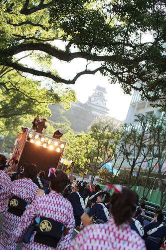 高知よさこい祭り2007