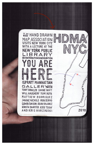 HDMA NYC | by handmaps