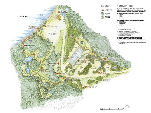 how to create landscape plan from existing plans