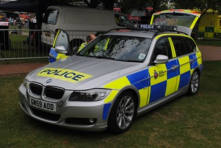 Kent Police BMW 330D GN59 AOD | by policest1100