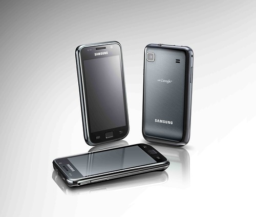 Samsung Galaxy S | by annalyn