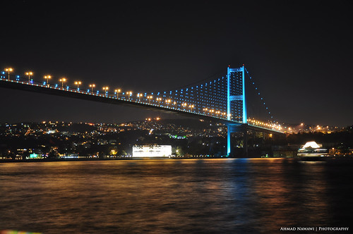 Bosphorus Bridge, Istanbul, Turkey | by Ahmad Nawawi