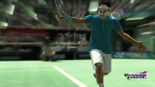 A Few Rallies with Virtua Tennis 4 and PlayStation Move | by PlayStation Europe