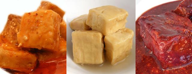 Ingelegde tofu