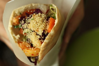 Maoz Falafel | by veganbackpacker