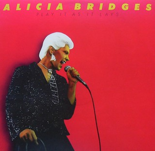 1979 ALICIA BRIDGES Play It As It Lays 1970s graphics illustration LP record album vinyl disco A | by Christian Montone