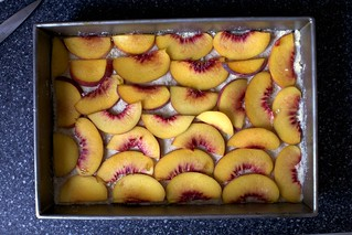 peaches, tiled | by smitten kitchen