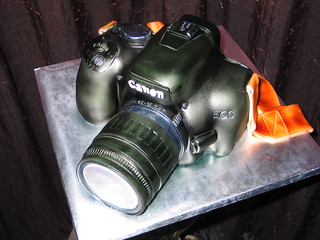 3D Camera Cake | by RDPJCakes