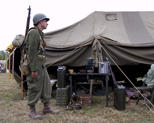 2010 d day reenactment in conneaut by the main street wizards