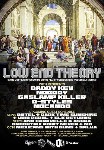 Low End Theory | by RC...