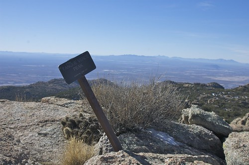 Tanque Verde Peak - 7,049 feet