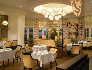 Sensous Indoor Dining at Essensia | by thepalmshotel