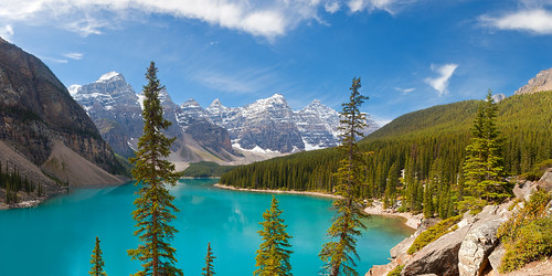 Moraine Lake Pano 01 PP000671 | by Phillip Norman Photography