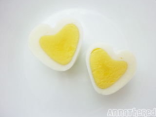 How make a heart shaped egg <3 | by AnnaTheRed